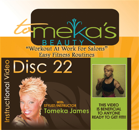 Workout at Work in your Salon
