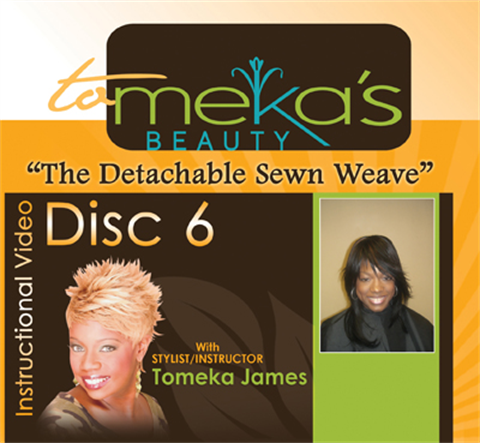 Detachable Full Sewn Weave